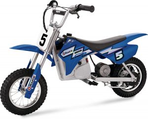 Razor MX350 Dirt Rocket Electric Blue
