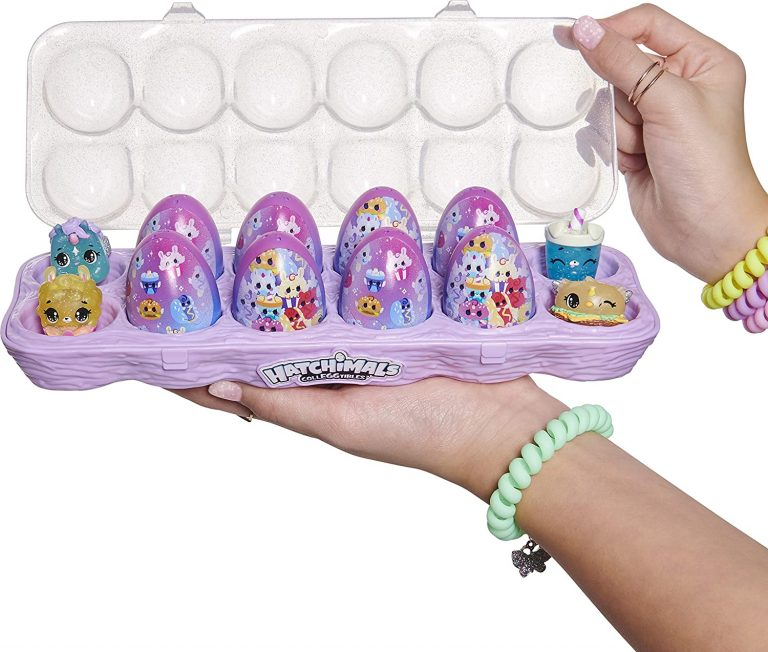 Best Hatchable Toys for Kids They Can Add in their Colleggtibles
