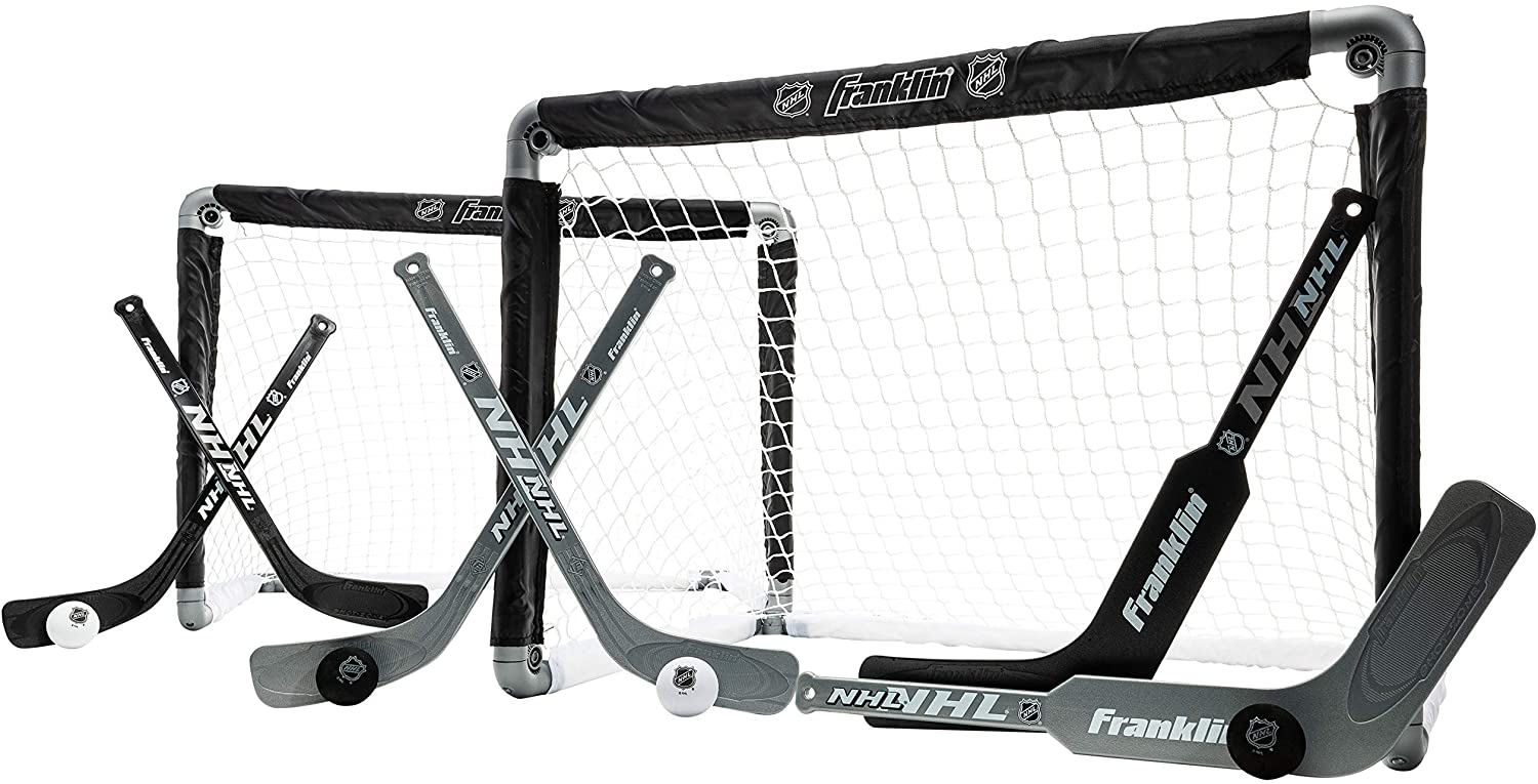 Mini Hockey Goal Set