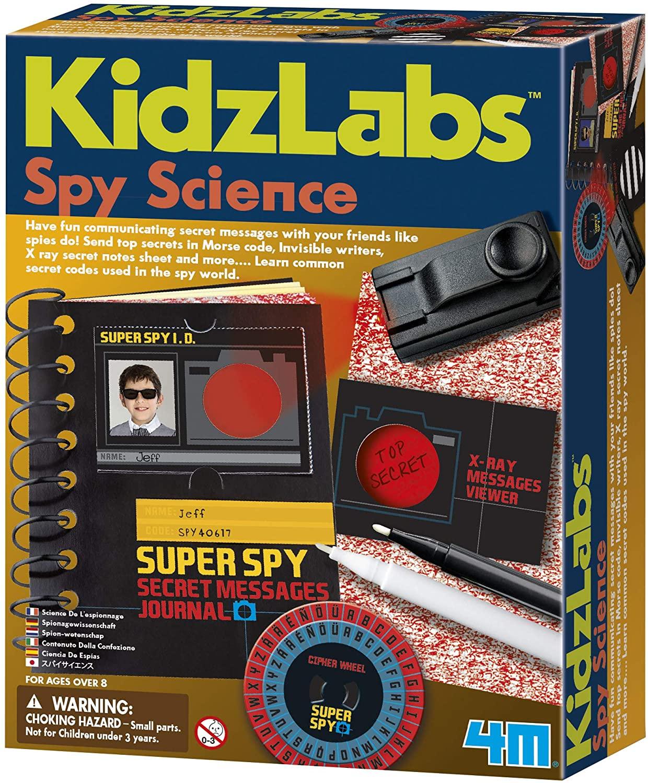 Secret Messages Kit