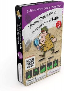 Young Detectives Science