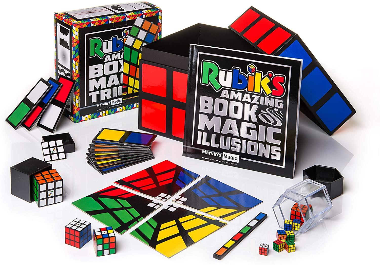 Amazing Box of Magic Tricks