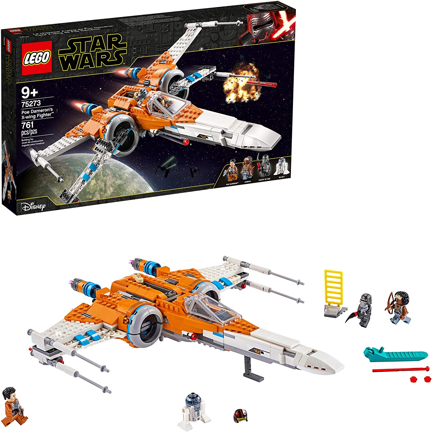 Dameron's X-Wing Fighter