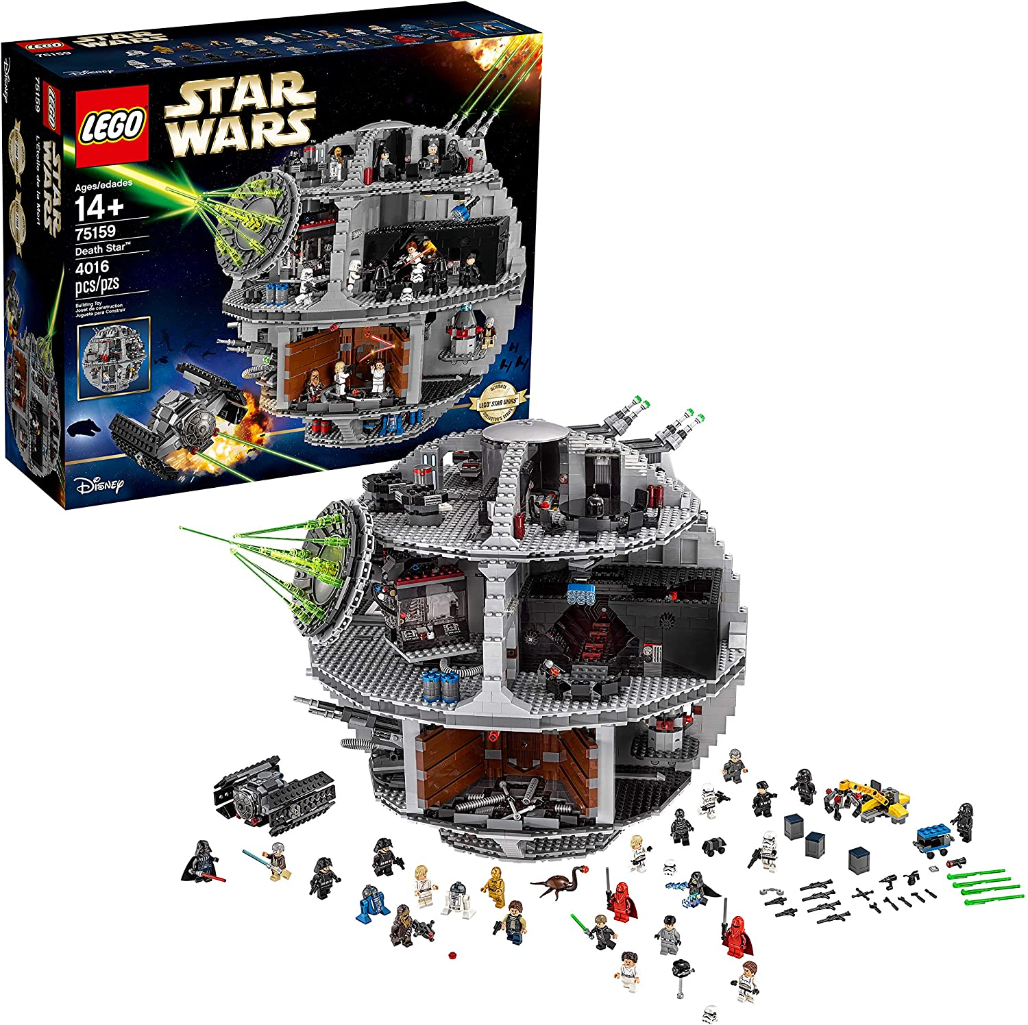 Death Star Space Station