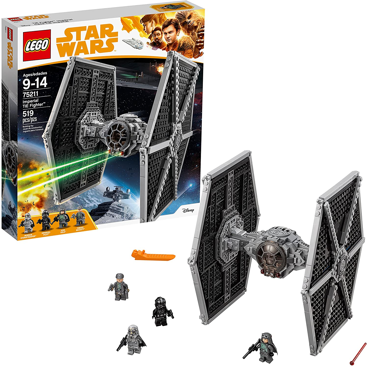 Imperial Tie Fighter Building Kit