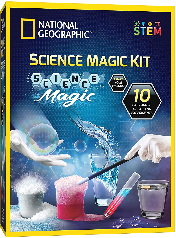 Magic Chemistry Set
