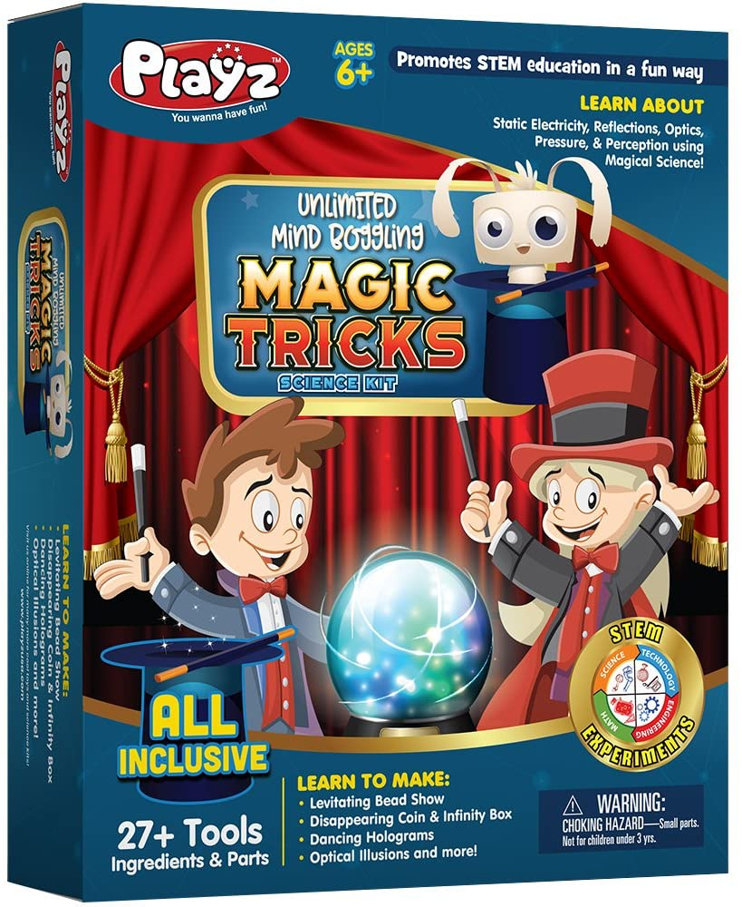 Magic Tricks Set for Kids