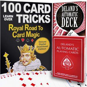 Makers 100 Card Tricks