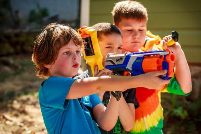 Best NERF Guns for Kids for Recreational Sports