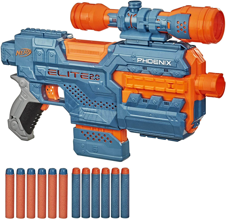 Phoenix CS-6 Motorized Blaster