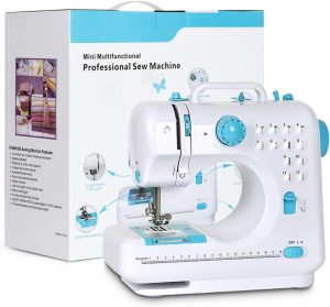 Sewing Machine Double Speeds