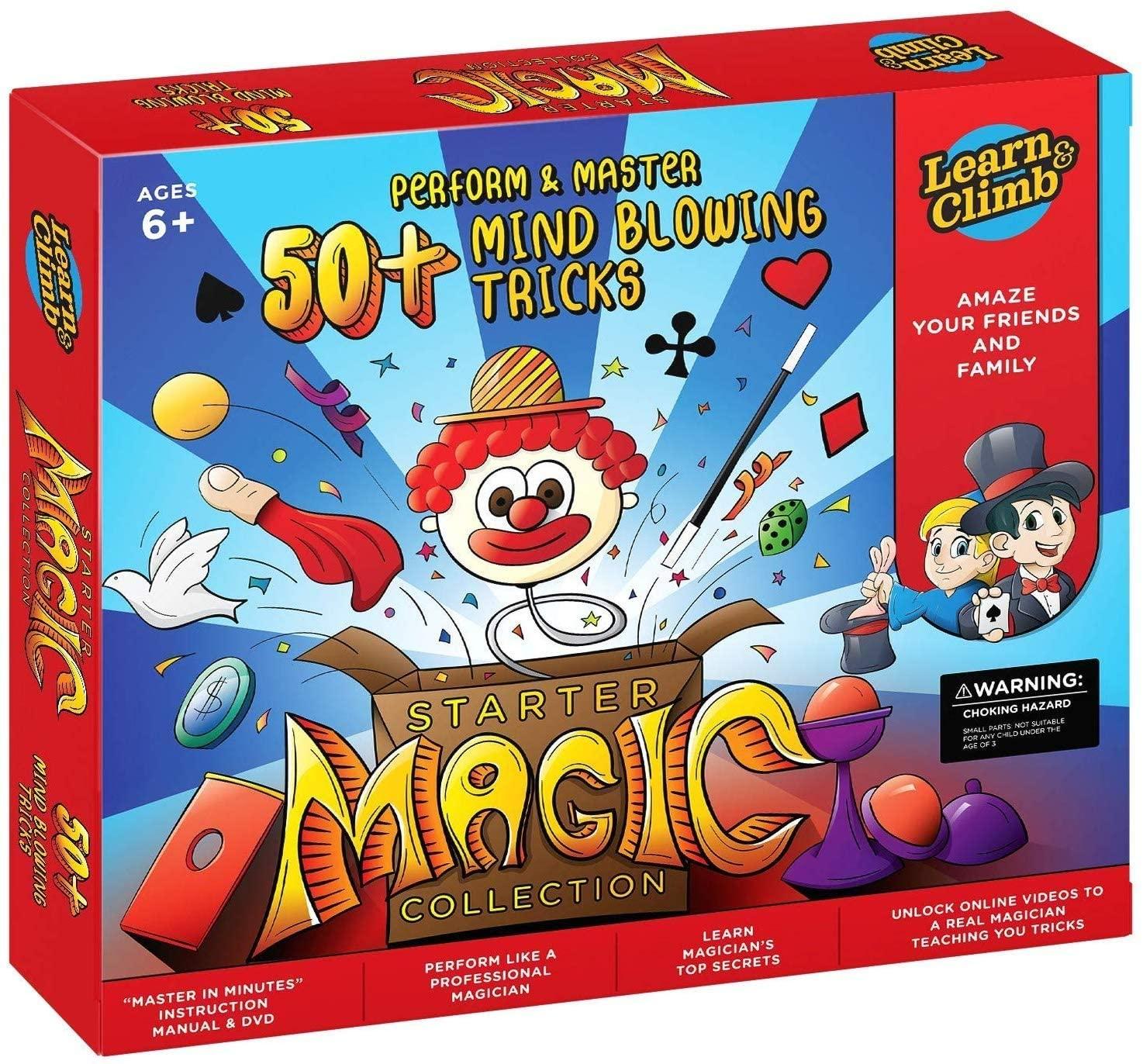 Starter Magic Tricks Set for Kids