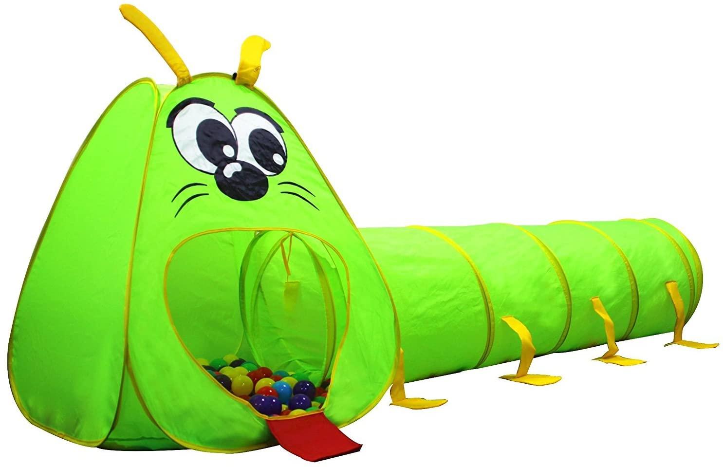 Caterpillar Play Tunnel