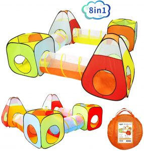 Children Play Tent and Tunnel