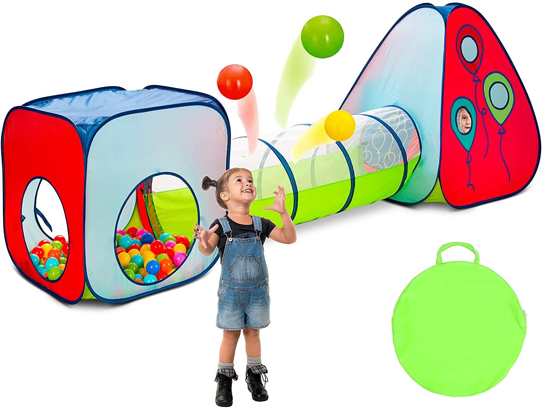 Indoor-Outdoor Play Tent