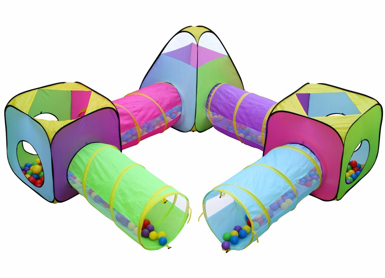 Play Tunnels for Kids
