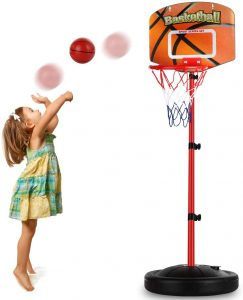 Toddler Basketball Hoop and Stand