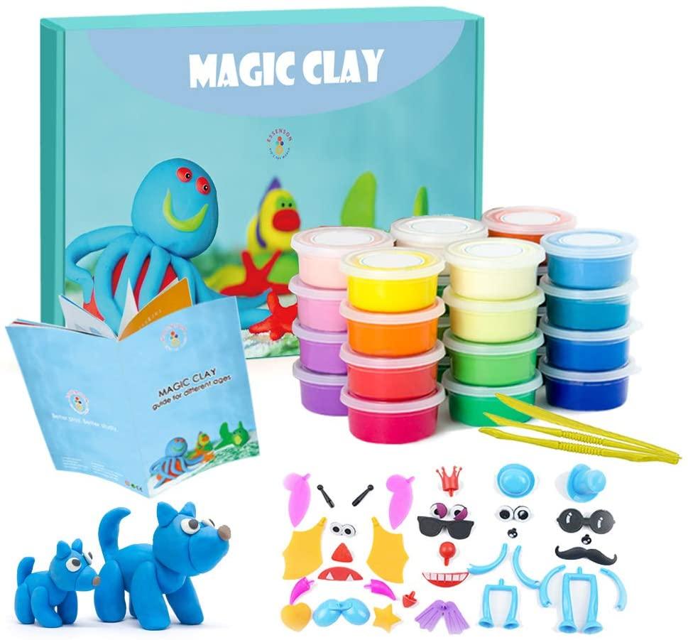 Animal Modeling Clay Kit