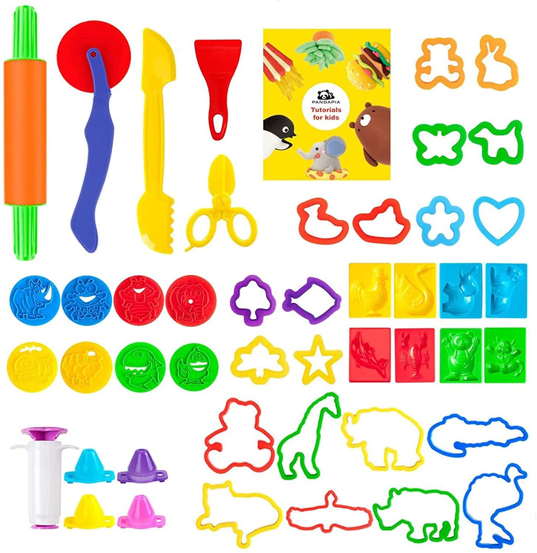 Pandapia Play Dough Tools