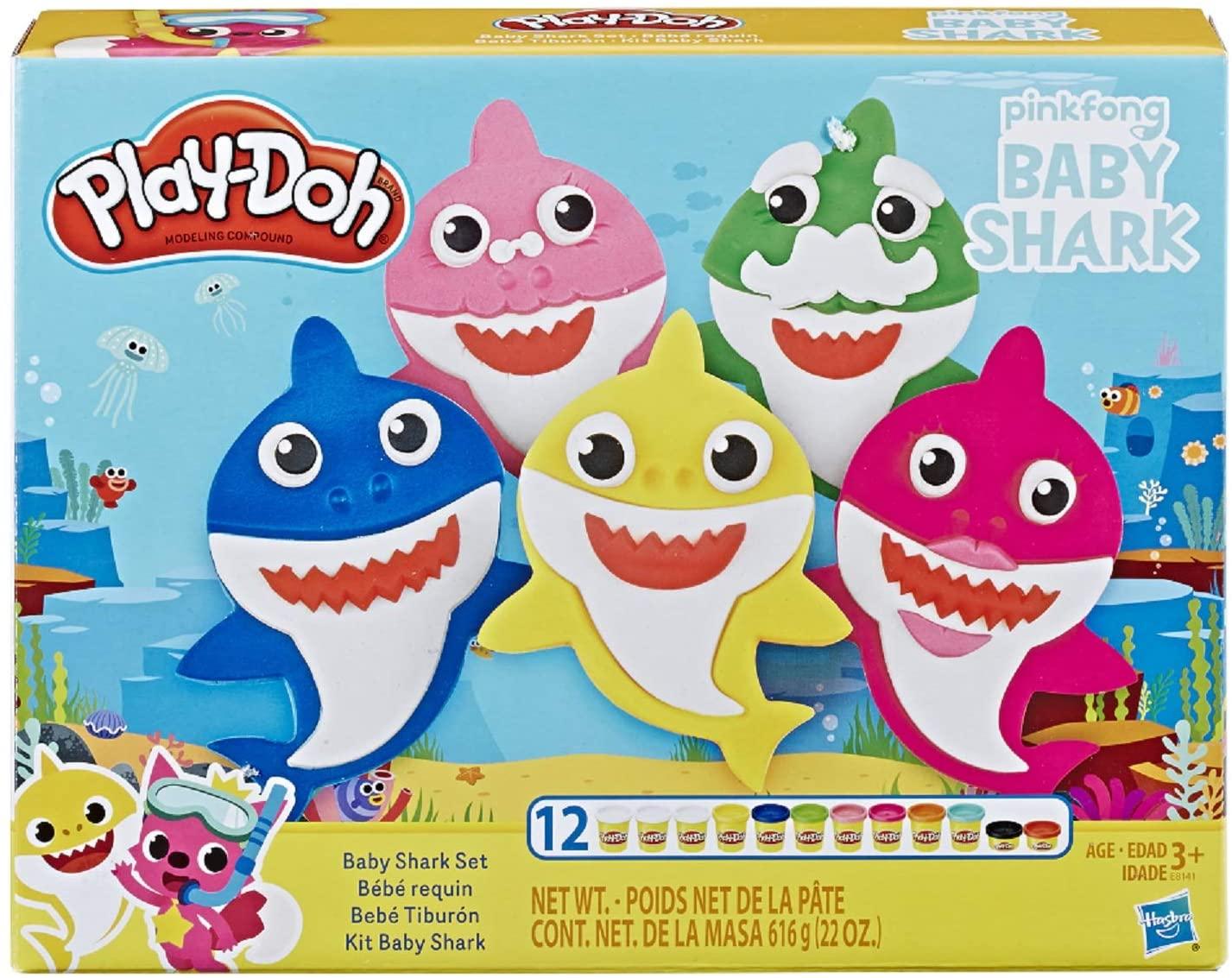 Pinkfong Baby Shark Set