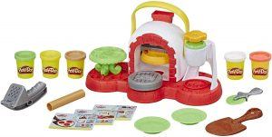 Stamp 'n Top Pizza Oven Toy